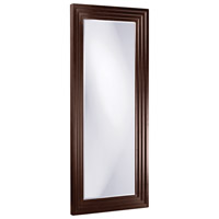 Delano 82 X 34 inch Rich Espresso Brown Floor Mirror, Rectangle
