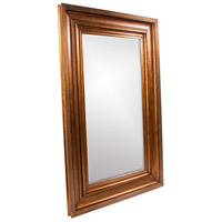 Howard Elliott Collection 43072 Baxter 90 X 58 inch Antique Gold Wall Mirror, Rectangle photo thumbnail