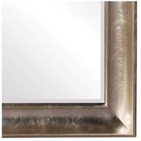 Howard Elliott Collection 43094 Montclair 56 X 45 inch Silver Leaf Wall Mirror, Rectangle alternative photo thumbnail