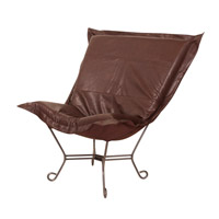 Avanti Deep Brown Accent Chair