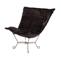 Howard Elliott Collection 500-286 Mink Black Accent Chair photo thumbnail