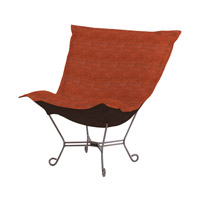 Howard Elliott Collection 500-885 Coco Terra Cotta Accent Chair photo thumbnail