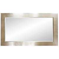 Howard Elliott Collection 51240 Montrose 84 X 48 inch Silver Leaf Finish Floor Mirror, Rectangle alternative photo thumbnail