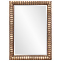 Howard Elliott Collection 5179 Moore 41 X 29 inch Antique Mottled Silver Wall Mirror, Rectangle photo thumbnail