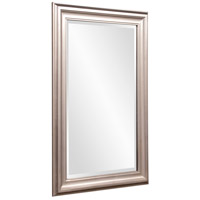Howard Elliott Collection 53048 George 33 X 25 inch Brushed Nickel Wall Mirror, Rectangle alternative photo thumbnail