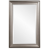Howard Elliott Collection 53049N George 36 X 24 inch Glossy Nickel Wall Mirror photo thumbnail