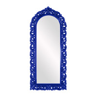 Howard Elliott Collection 53050RB Orleans 47 X 30 inch Royal Blue Wall Mirror photo thumbnail