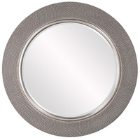 Yukon Glossy Nickel Wall Mirror