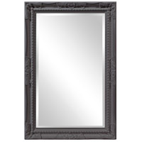 Howard Elliott Collection 53081CH Queen Ann 33 X 25 inch Gray Wall Mirror photo thumbnail