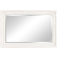 Howard Elliott Collection 53081 Queen Ann 33 X 25 inch Glossy White Wall Mirror, Rectangle alternative photo thumbnail
