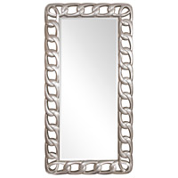 Howard Elliott Collection 53082 Lockhart 80 X 40 inch Bright Silver Wall Mirror photo thumbnail