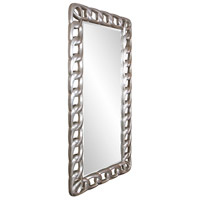 Howard Elliott Collection 53082 Lockhart 80 X 40 inch Bright Silver Wall Mirror alternative photo thumbnail