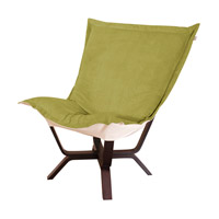 Howard Elliott Collection 540-221 Milan Puff Green Accent Chair photo thumbnail