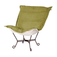 Howard Elliott Collection 555-221 Bella Moss Green Accent Chair Home Decor