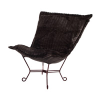 Howard Elliott Collection 555-286 Mink Black Accent Chair photo thumbnail