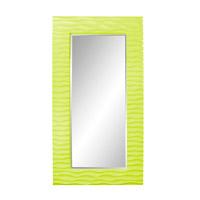Howard Elliott Collection 56001MG Broadway 58 X 30 inch Green Mirror Home Decor
