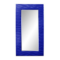 Howard Elliott Collection 56001RB Broadway 58 X 30 inch Royal Blue Wall Mirror photo thumbnail