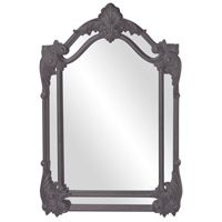 Howard Elliott Collection 56004CH Cortland 47 X 32 inch Charcoal Gray Wall Mirror photo thumbnail
