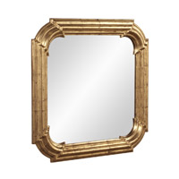 Howard Elliott Collection 56129 Hannah 30 X 30 inch Rich Country Gold Wall Mirror, Square photo thumbnail