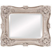 Howard Elliott Collection 56138 Sara 22 X 18 inch Antique Taupe Wall Mirror, Rectangle alternative photo thumbnail