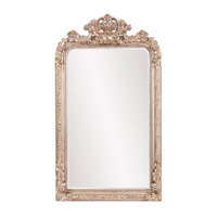 Howard Elliott Collection 56159 Edith 62 X 36 inch Champagne Silver Wall Mirror, Rectangle photo thumbnail