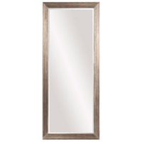 Howard Elliott Collection 57023 Maxwell 72 X 30 inch Silver Leaf Floor Mirror