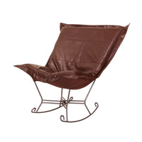 Avanti Deep Brown Rocker Chair