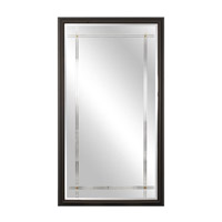 Howard Elliott Collection 60006 Humphrey 82 X 46 inch Black Wall Mirror photo thumbnail