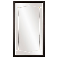 Howard Elliott Collection 60007 Bogart 82 X 46 inch Black Wall Mirror photo thumbnail