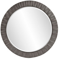 Howard Elliott Collection 6002CH Serenity 35 X 35 inch Charcoal Gray Wall Mirror, Round
