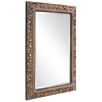 Howard Elliott Collection 6041 Bristol 36 X 26 inch Antique Black Wall Mirror, Rectangle alternative photo thumbnail