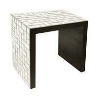 Howard Elliott Collection 65010 Mosaic 16 inch Mosaic Side Table