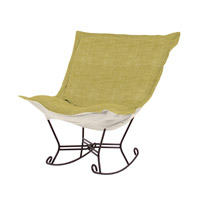 Howard Elliott Collection 655-887 Coco Green Rocker Chair photo thumbnail