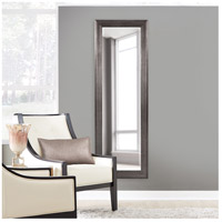 Howard Elliott Collection 69048 Maverick 72 X 24 inch Textured Silver Wall Mirror, Rectangle alternative photo thumbnail