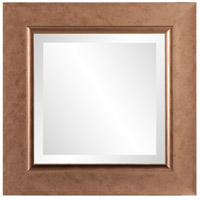 Howard Elliott Collection 69056 Lexington 18 X 18 inch Mottled Copper Wall Mirror photo thumbnail