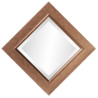 Howard Elliott Collection 69056 Lexington 18 X 18 inch Mottled Copper Wall Mirror alternative photo thumbnail