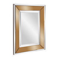 Howard Elliott Collection 79010 Caruso 47 X 36 inch Copper Wall Mirror, Rectangle photo thumbnail
