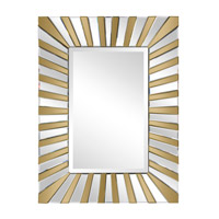 Howard Elliott Collection 79016 Colleen 40 X 30 inch Copper Wall Mirror, Rectangle photo thumbnail