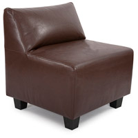 Howard Elliott Collection 823-192 Pod Avanti Pecan Accent Chair photo thumbnail