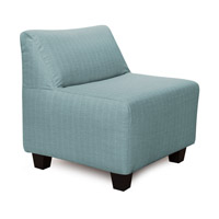 Sterling Light Blue Accent Chair