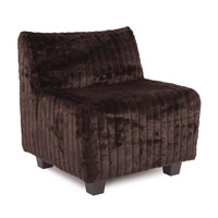 Mink Brown Accent Chair