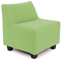 Pod Grass Green Accent Chair