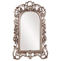 Sherwood 22 X 14 inch Antique Silver Leaf Mirror Home Decor, Rectangle