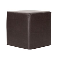 Howard Elliott Collection 850-194 Avanti 17 inch Black Ottoman
