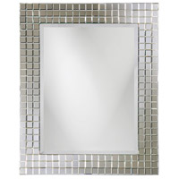 Howard Elliott Collection 9073 Michael 42 X 42 inch Wall Mirror, Rectangle, Checkerboard photo thumbnail
