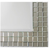 Howard Elliott Collection 9073 Michael 42 X 42 inch Wall Mirror, Rectangle, Checkerboard alternative photo thumbnail