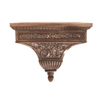 Howard Elliott Collection 91008 Signature 19 inch Bronze Wall Shelf