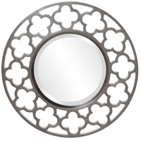 Howard Elliott Collection 92007CH Gaelic 20 X 20 inch Charcoal Gray Wall Mirror photo thumbnail