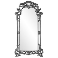 Howard Elliott Collection 92024CH Imperial 85 X 44 inch Charcoal Gray Wall Mirror, Rectangle photo thumbnail