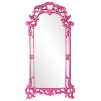 Howard Elliott Collection 92024HP Imperial 85 X 44 inch Hot Pink Wall Mirror, Rectangle photo thumbnail